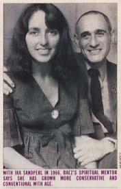 Ira and Joan Baez