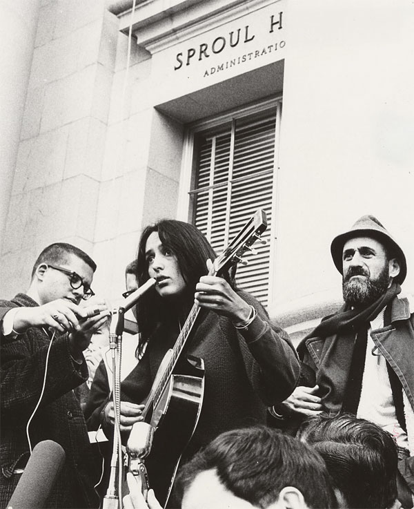 Free Speech Movement 1964